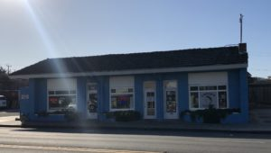 Exterior view of Lupita's Bakery
