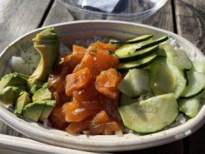 Lomi-Lomi Salmon Bowl