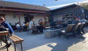 Fieldwork's Monterey Beer Garden